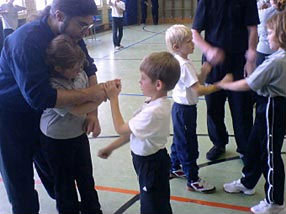 Kids Wing Tsun