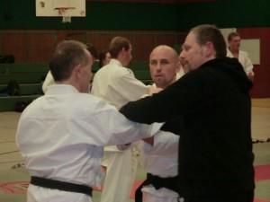 report seminar Jiu-Jitsu Union NW November 2015 with Wing Tsun
