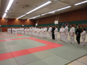 Bericht Lehrgang Jiu-Jitsu Union NW November 2015 mit Wing Tsun