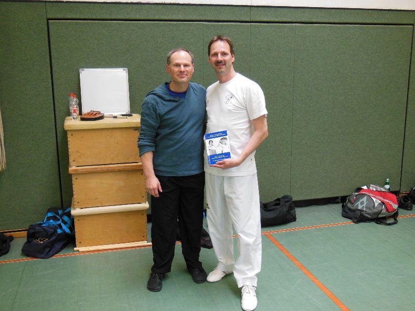 Bericht vom Jubiläumslandeslehrgang 2013 des Goshin-Jitsu Verbandes  NW e.V. mit (Sifu) Marcus Schüssler als Referent zum Thema Wing Tsun