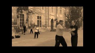 Wing Tsun & Escrima Lehrgang auf Château Montbras in Frankreich 2010